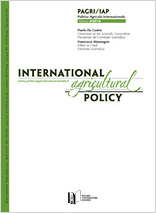 Pagri - INTERNATIONAL AGRICULTURAL POLICY